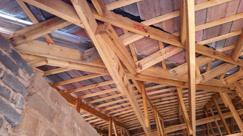 Timber Roof Structures – Choose Wisely » Sean Blake Building ...