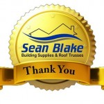 Sean Blake Building Supplies - Achievements