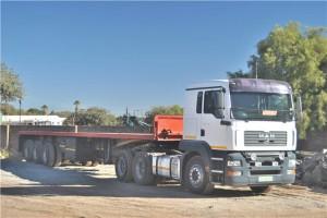 Sean Blake Building Supplies - Logistic